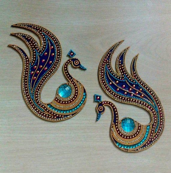 Peacock Wedding Ideas Etsy: Wedding Return Gift BeautifulDiwali Decor Gift Ideas Floor