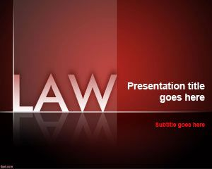 Free Law Firm Powerpoint Template Free Powerpoint