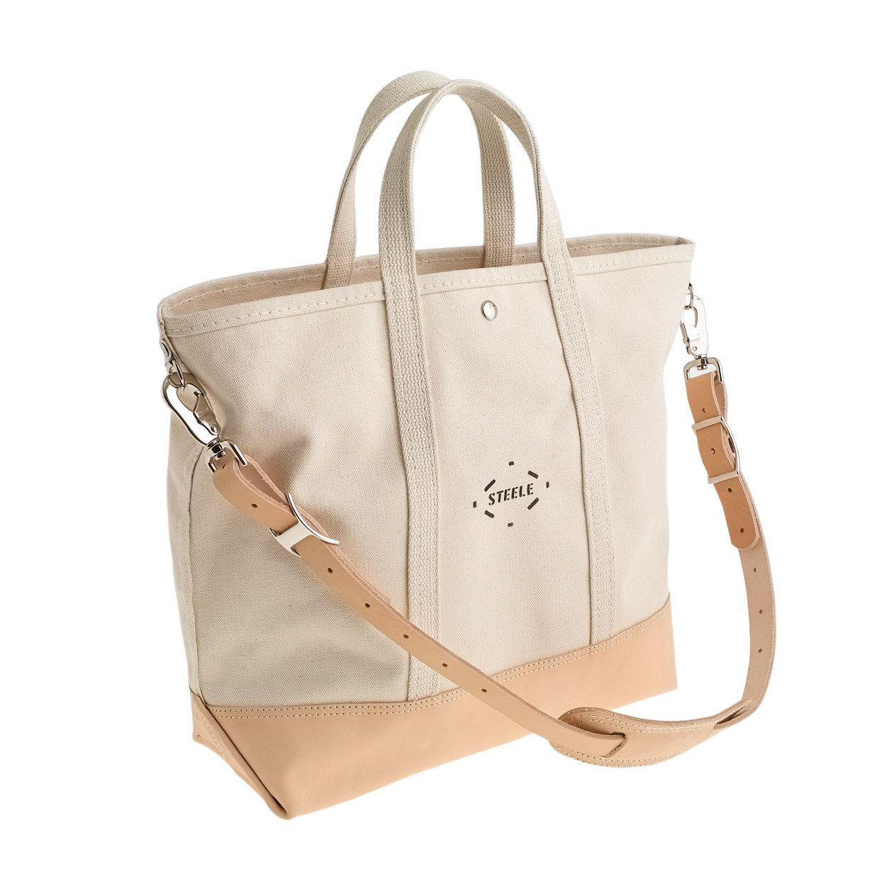 Steele Canvas Basket Corp.™ for J.Crew coal bag : bags | J.Crew