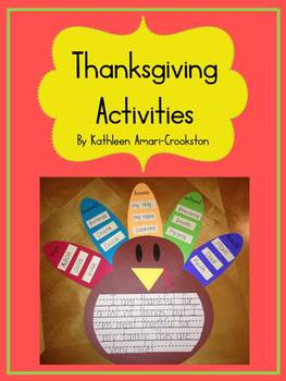 Thanksgiving art activities for first graders handprint for Turkey crafts for first grade