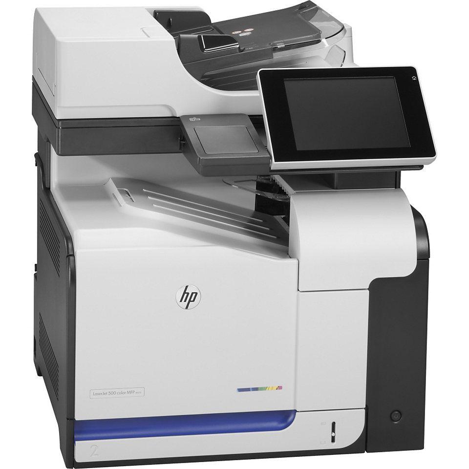 Top Ten Office Printers - HP LaserJet Enterprise 500 Color MFP M575dn