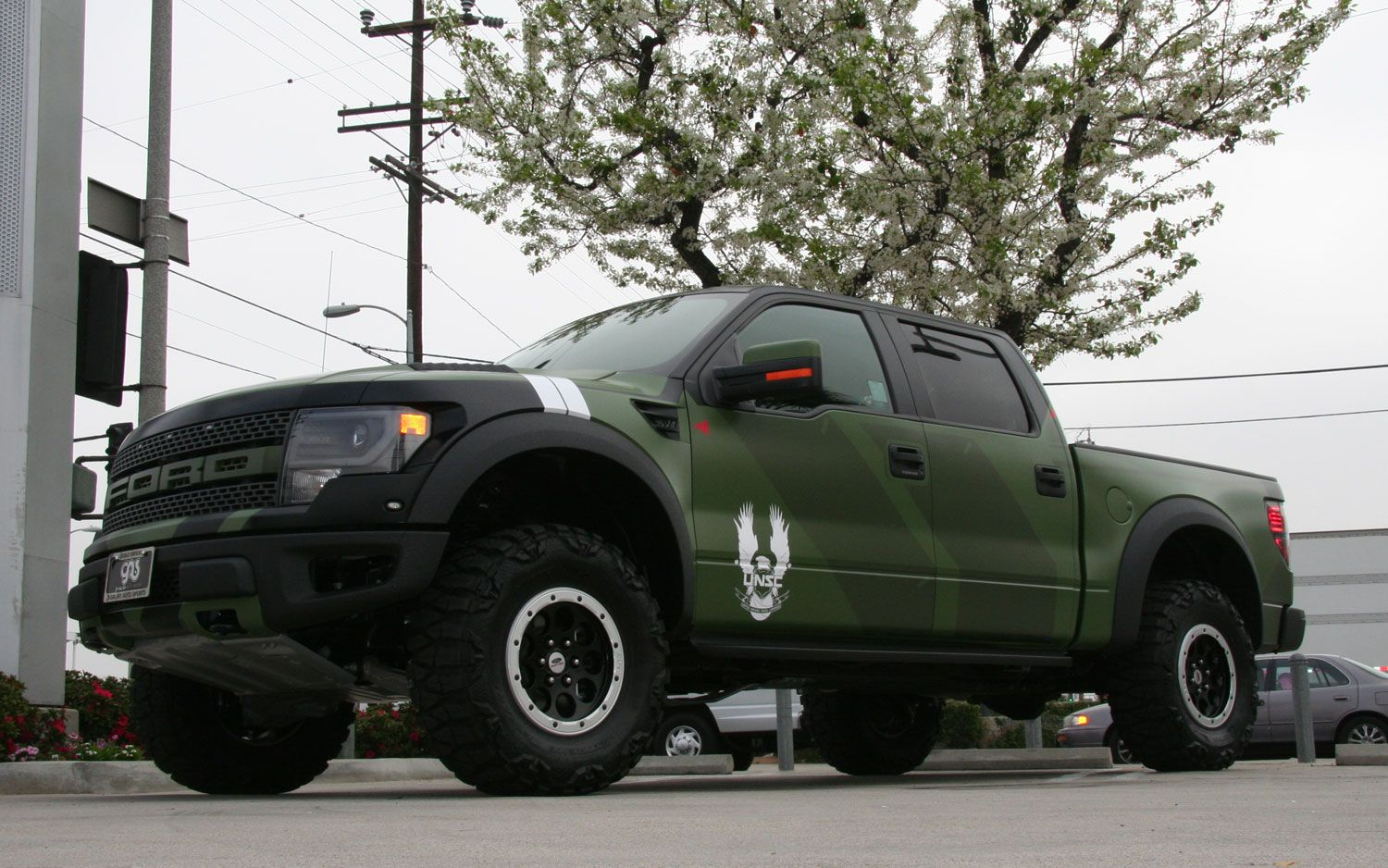 2013 ford raptor halo 4 edition first drive