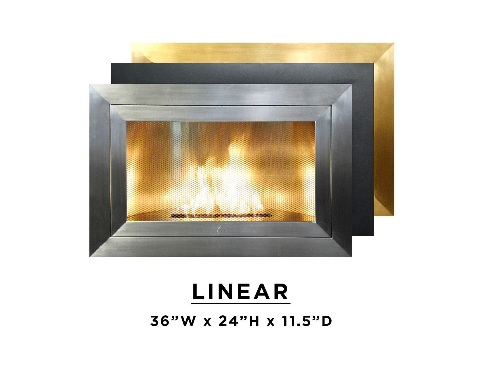 Ventless Alcohol Gel Fuel Cartridges Fireplaces Made In Ny Ventless Fireplace Linear Fireplace Fireplace