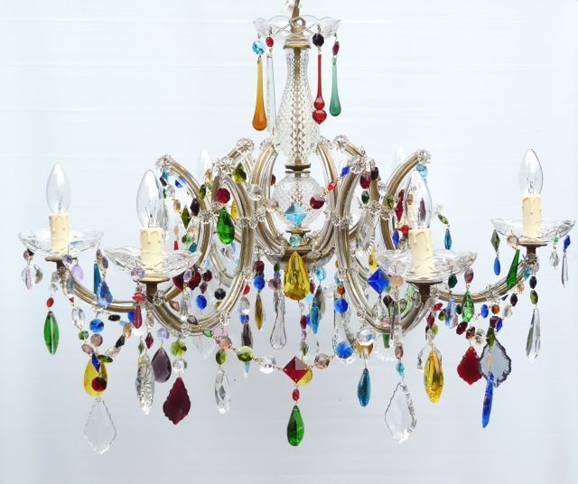 Multi coloured archives the vintage chandelier company home multi coloured archives the vintage chandelier company aloadofball Images