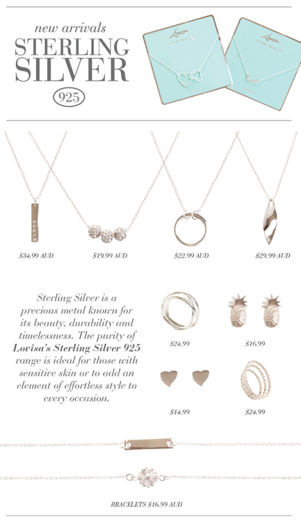 Lovisa Jewellery Jewelleries Jewelry Lovisa Jewellery