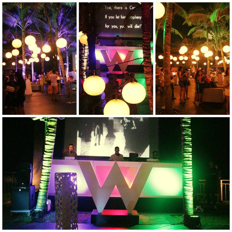 WOOBAR, Bali