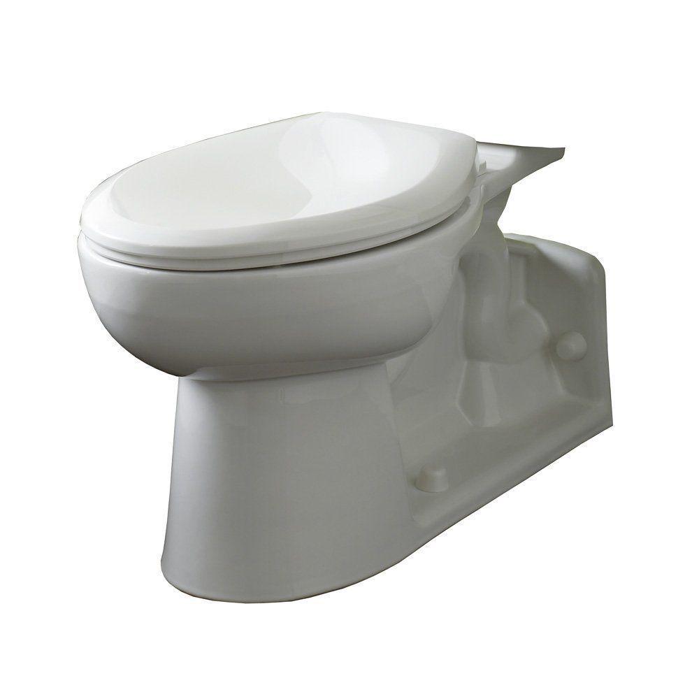 American Standard Yorkville Toilet Bowl 3703.001.020 White (White ...