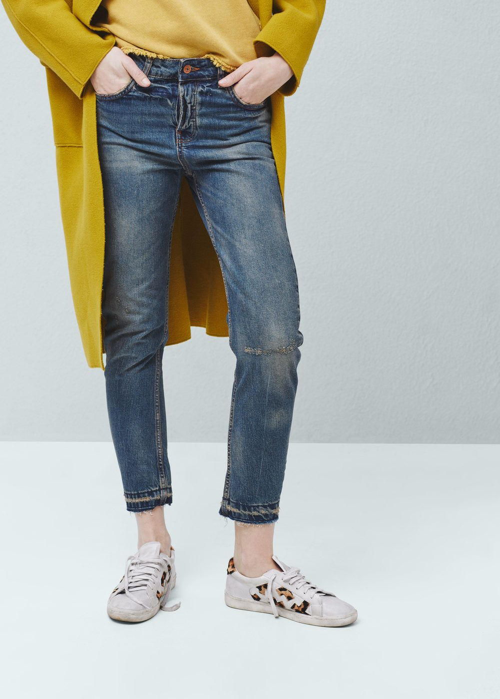 3ac0f6a6ffd14 Джинсы бойфренд angie - Женская   OUTFITS   Pinterest   Jeans, Jeans ...