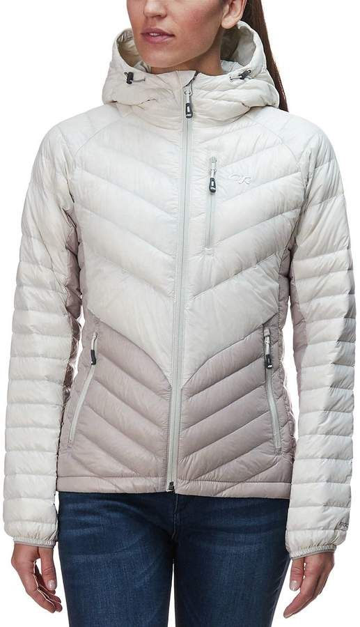 Outdoor Research Illuminate Down Hooded Jacket Women's