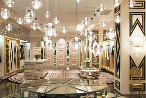 glamorous kids bedroom interior design ideas | Hollywood Dressing Room Closet | Hollywood Glamour ...