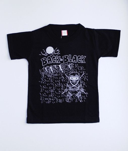 BACK IN BLACK T-SHIRT