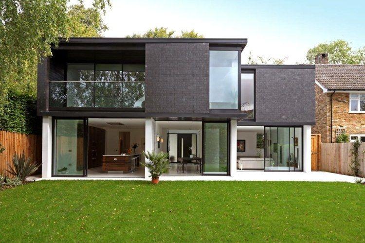 Deavita.com Wp Content Uploads 2016 01 Wohnen Bauhausstil Haus Design