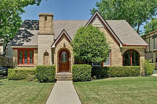 Home sales in the lakewood and m streets were down 8 in for Tudor style homes for sale