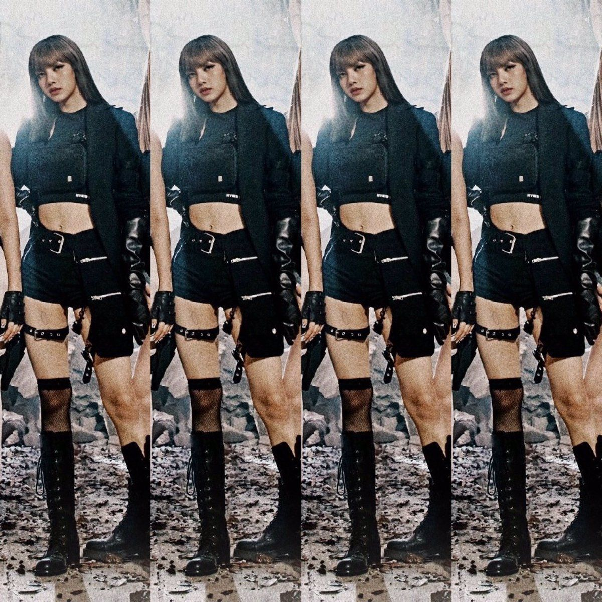 Lisa Lalisa Manoban New Single Kill This Love Blackpink Blackpink Lisa Lisa Blackpink Lalalalisa M Blackpinklisa Lisa Fashion Outfits Fac Ropa Pantalla