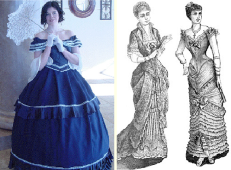 the clothing styles of the victorian era Find and save ideas about victorian era hairstyles on pinterest | see more ideas about victorian hairstyles, victorian hair and 1800s hairstyles pinterest take a look at the various styles of victorian clothing beautiful tinted photo showing victorian era ringlets and bun.