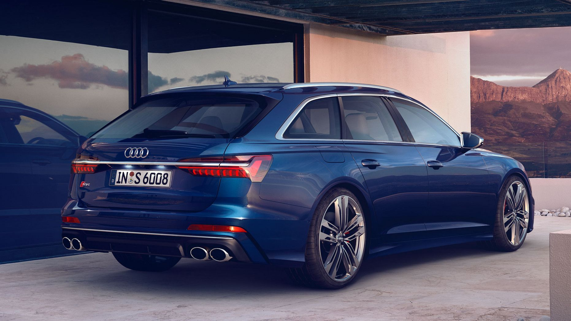 2020 Audi S6 0 60 From Car And Driver9 Audi S9 Tdi Visits Abt And Leaves With More Power 2020 Audi S6 0 60 2020 Audi S6 0 Audi S6 Audi New Engine