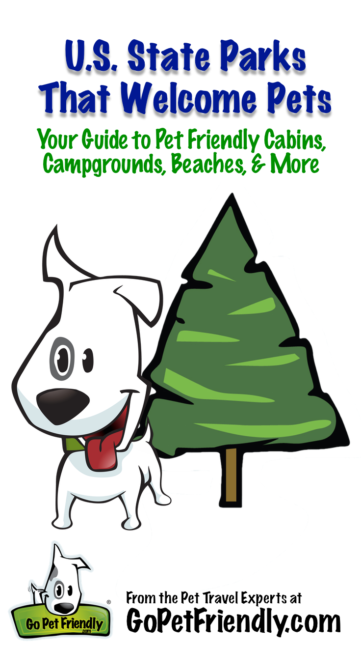 Pets In State Parks Pet Friendly Camping Cabins Beaches More