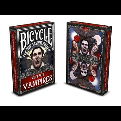 Hyde 2 Deck Set Bicycle Playing Cards Poker Size USPCC Custom Dr Jekyll and Mr