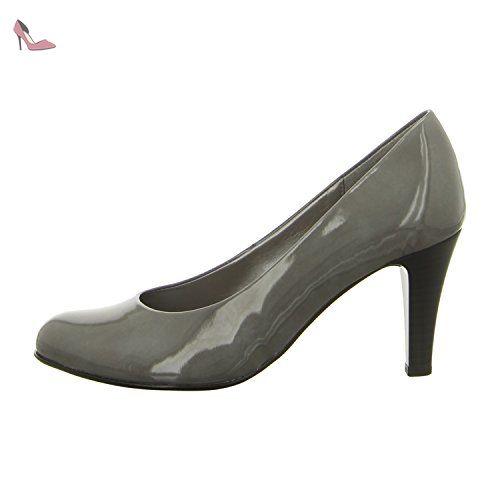 Gabor Shoes Gabor, Escarpins Femme - Gris (29 Stone), 40.5 EU