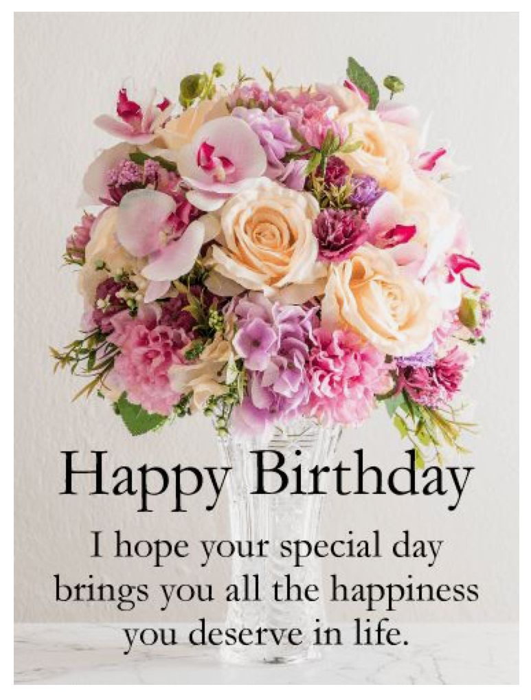 Pin By Tawnya Fosmore On Birthday With Images Birthday Wishes