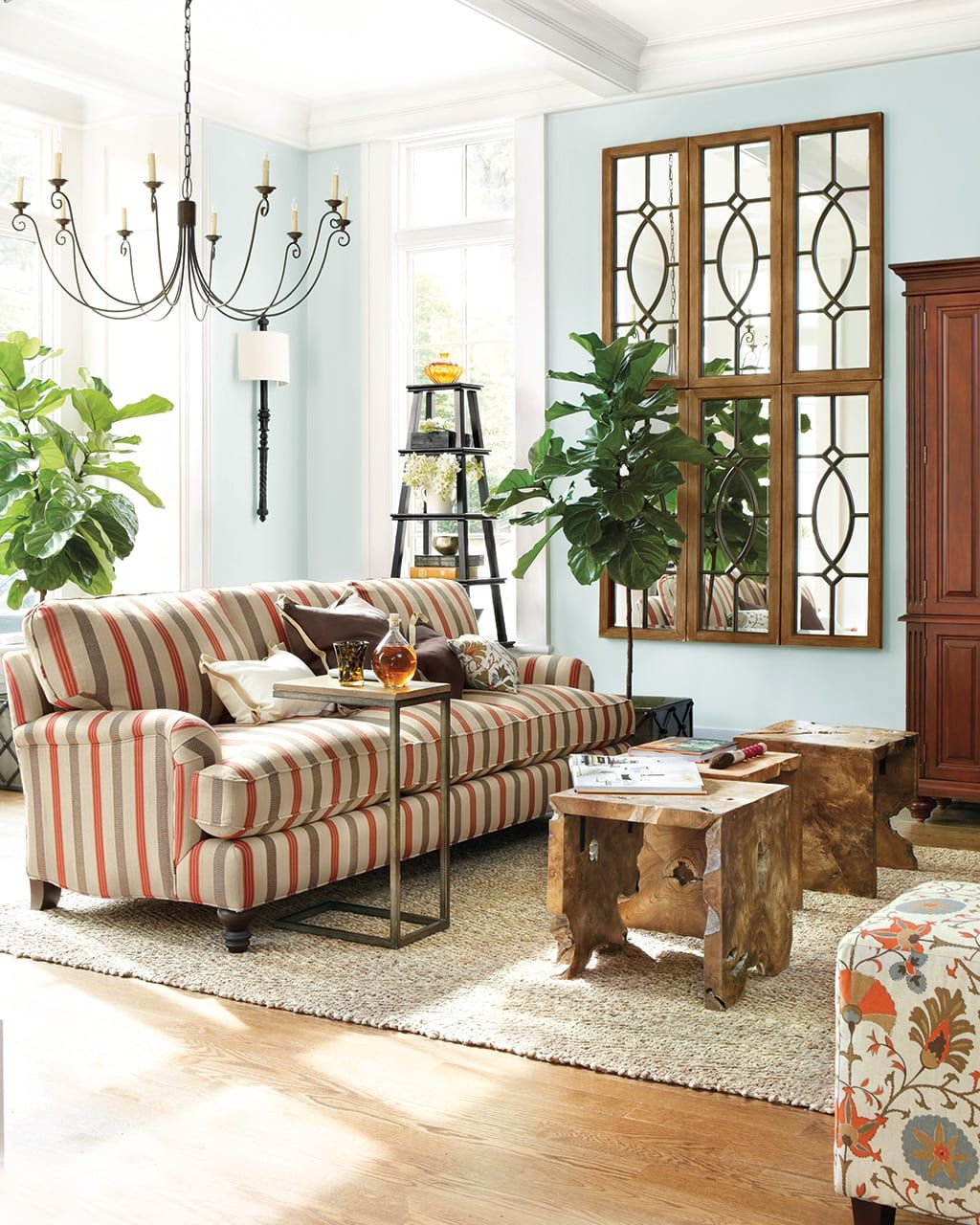 10 Living Rooms Without Coffee Tables How To Decorate Li