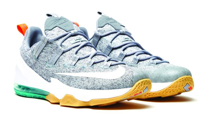 c7064617508 Nike LeBron 13 Low Releases a Surprise Colorway   LeBron s namesake sneaker  releases in a colorway nobody expected.