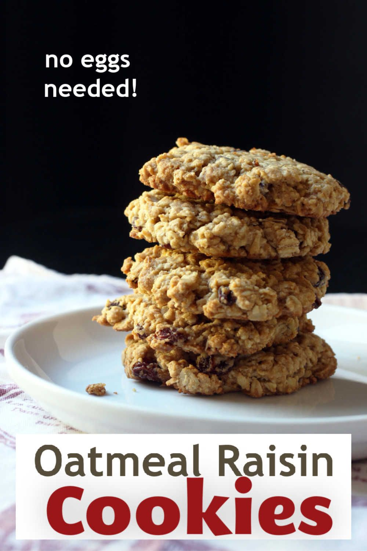 FarmStyle Oatmeal Cookies Recipe in 2020 Oatmeal