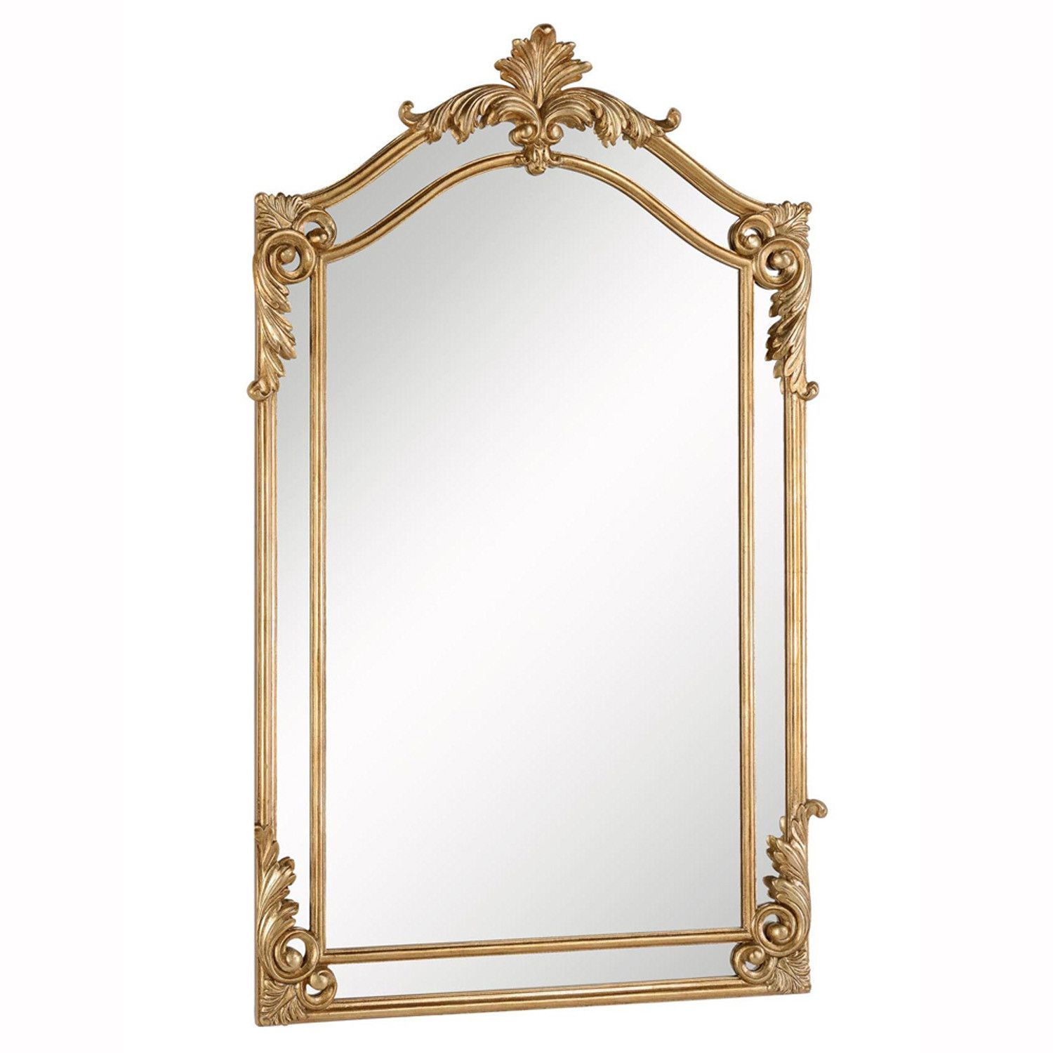 Elegant Lighting Mirror 30 X 48 2 1 4 Clear