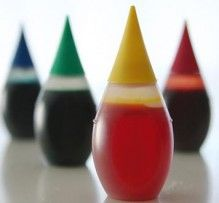 Food coloring is derived from petrochemicals and tar. It\'s been ...