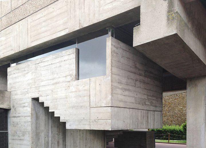 Paris cit universitaire pavillon du br sil lucio costa et le corbusier 1959 out - Beruhmte architektur ...