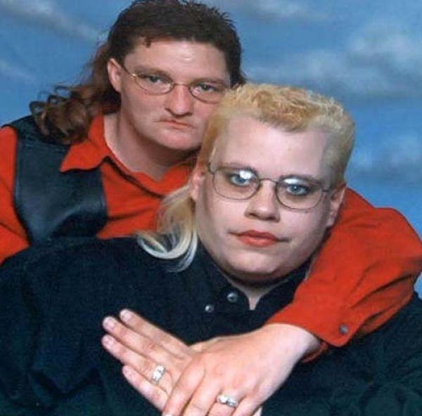 The 50 Most Bizarre Couples Photos Ever