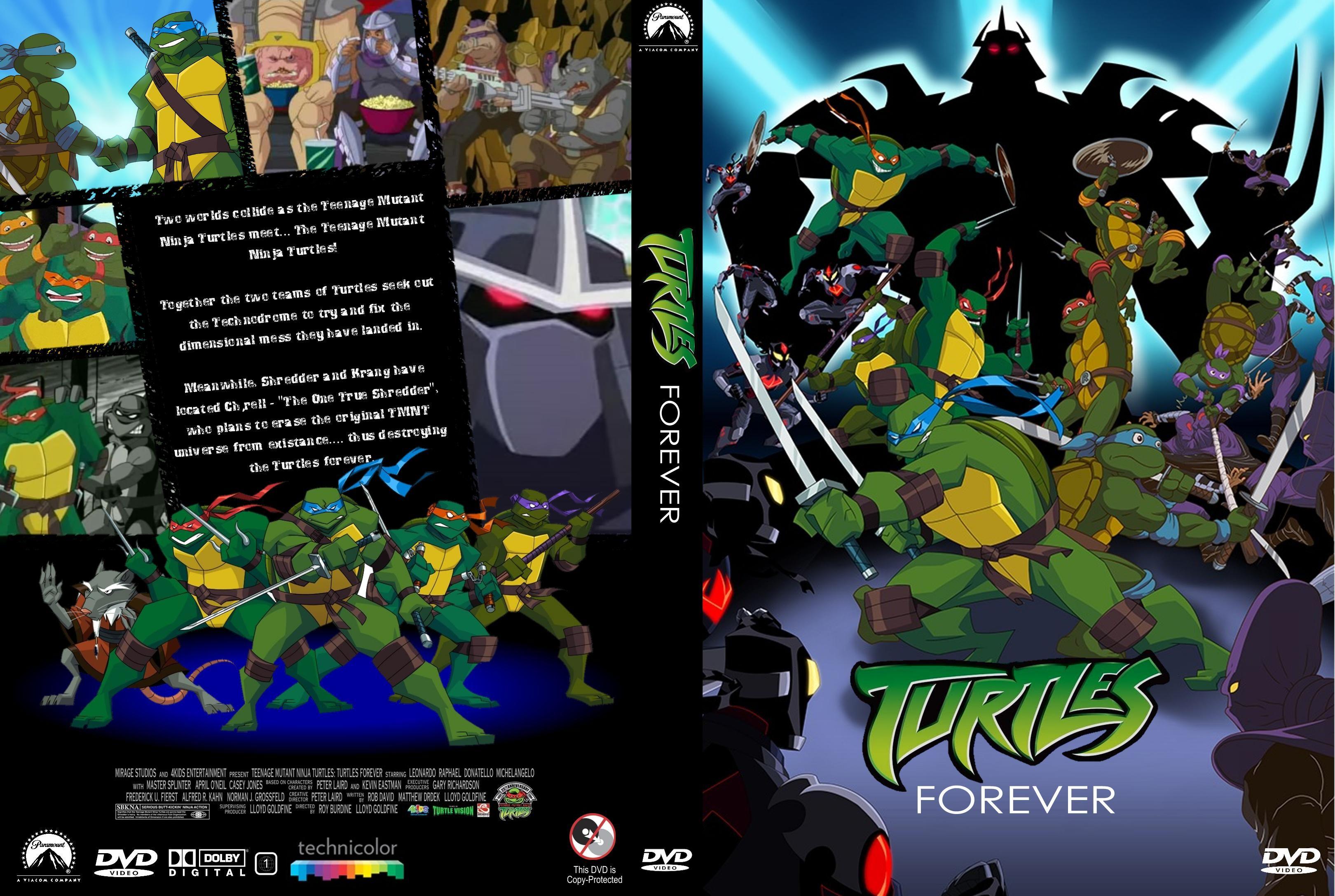 فلم التشويق والتحدي والمغامرات الرائع فيلم Turtles Forever سلاحف النينجا للأبد الآن على ستارديما مترجم عربي على أكثر من سيرفر G Anime Comic Book Cover Arcade