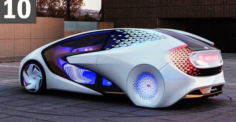 10 Insane New Car Prototypes Viral Chop Video New Model Car