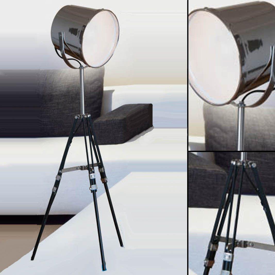 Spot Theater 64cm Grundig Stehlampe Tischlampe Lampe Stehleuchte