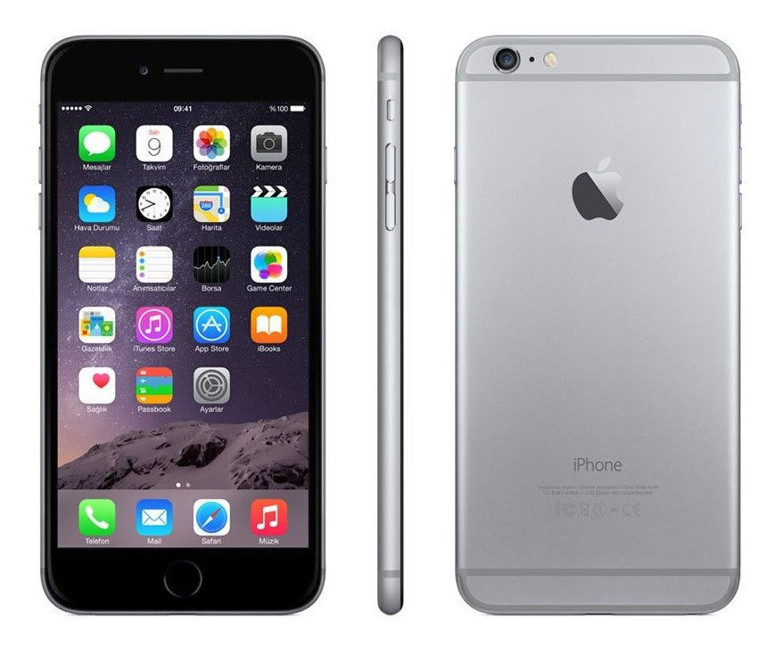 Apple iPhone 6 Plus Unlocked GSM Phone, 595.36 (With