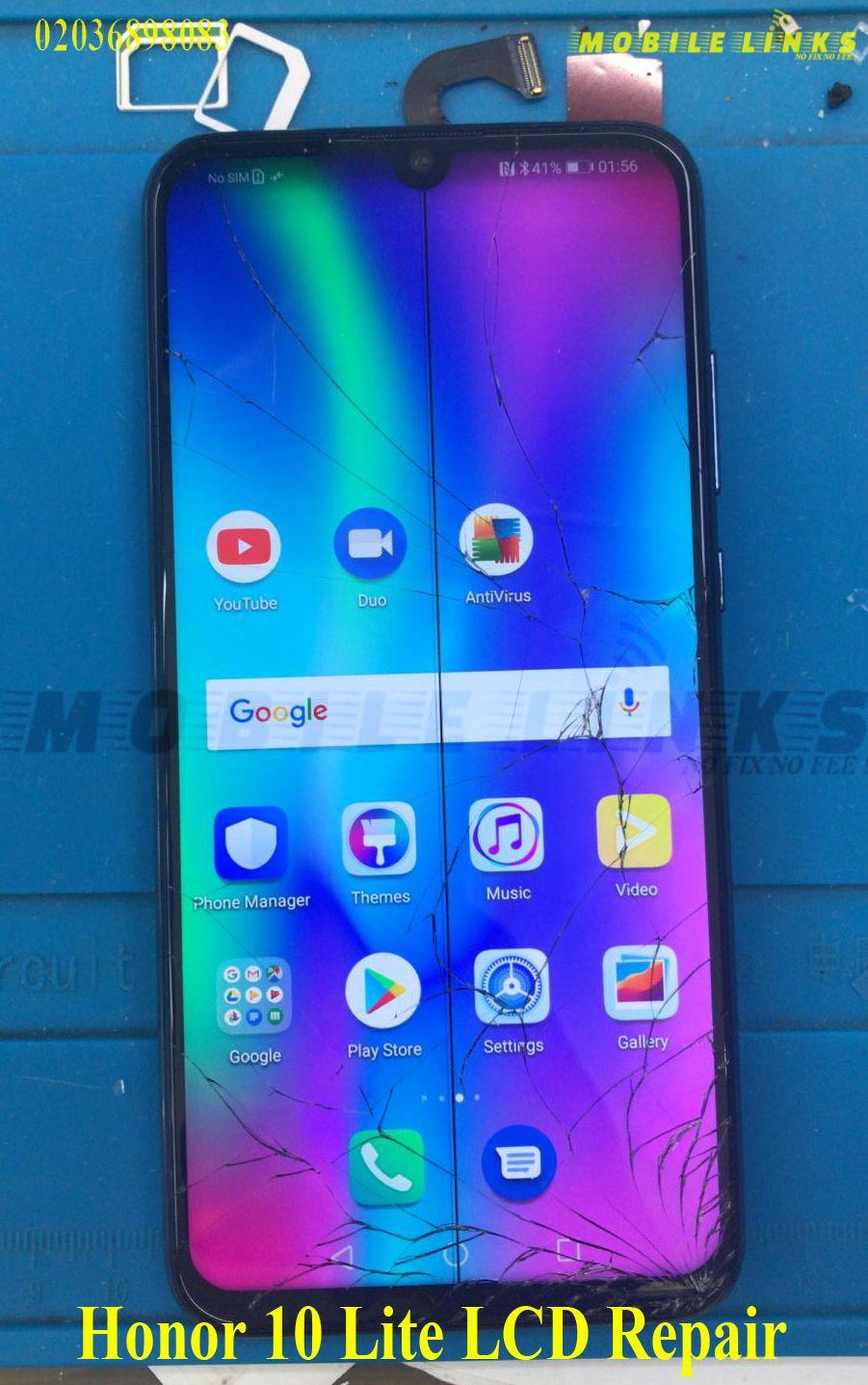 Huawei Honor 10 Lite Lcd Replacement Repair At Mobile Links E13 Huawei Mobile Phone Repair Phone Repair