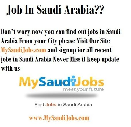 MySaudiJobs One of the Best Platform where you can Find Careers jobs