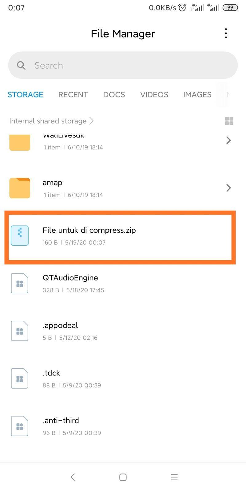 Cara Membuat Banyak File Menjadi Satu File Compress Zip Atau Rar Di Hp Android Si Pemula Android Satuan Belajar