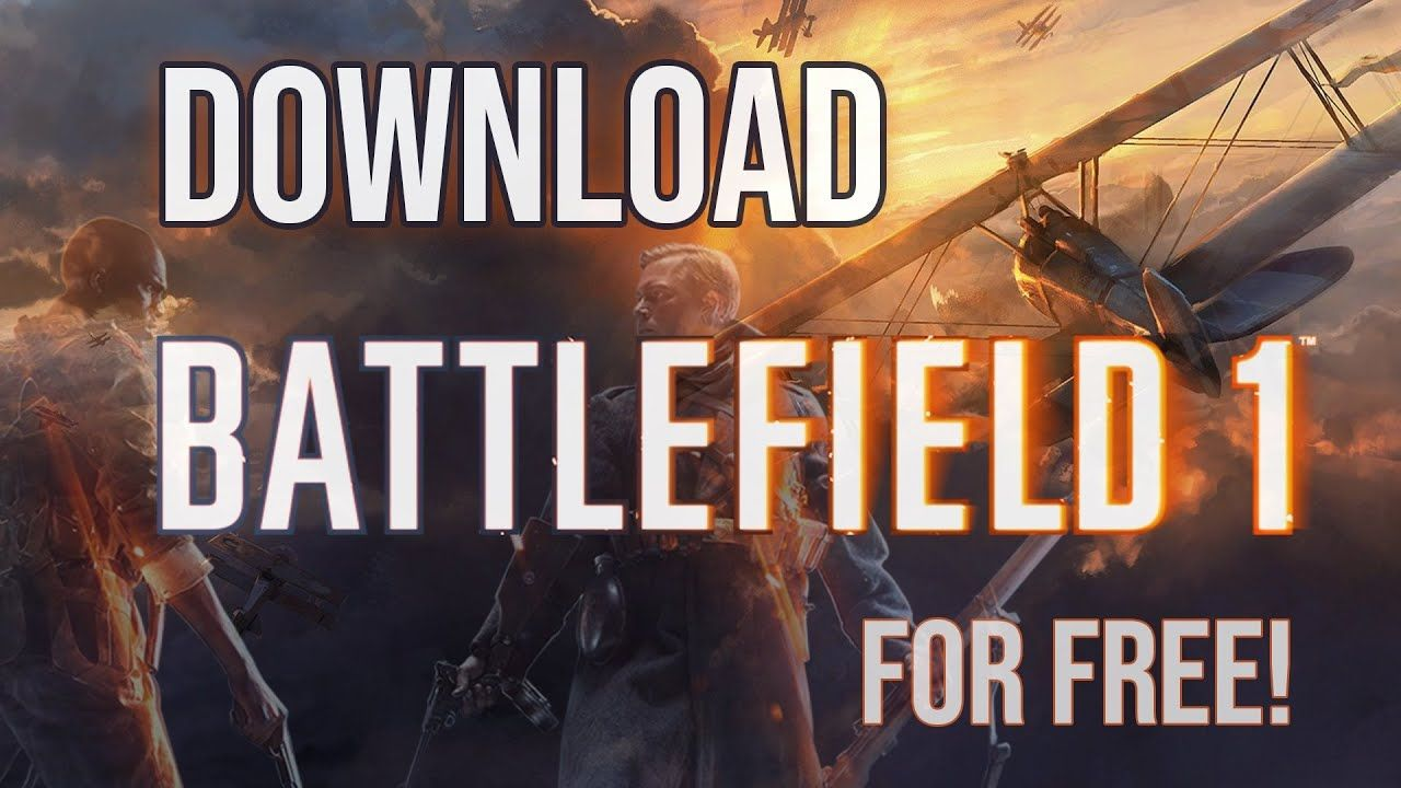 Battlefield 1 Full Version Pc Game Download