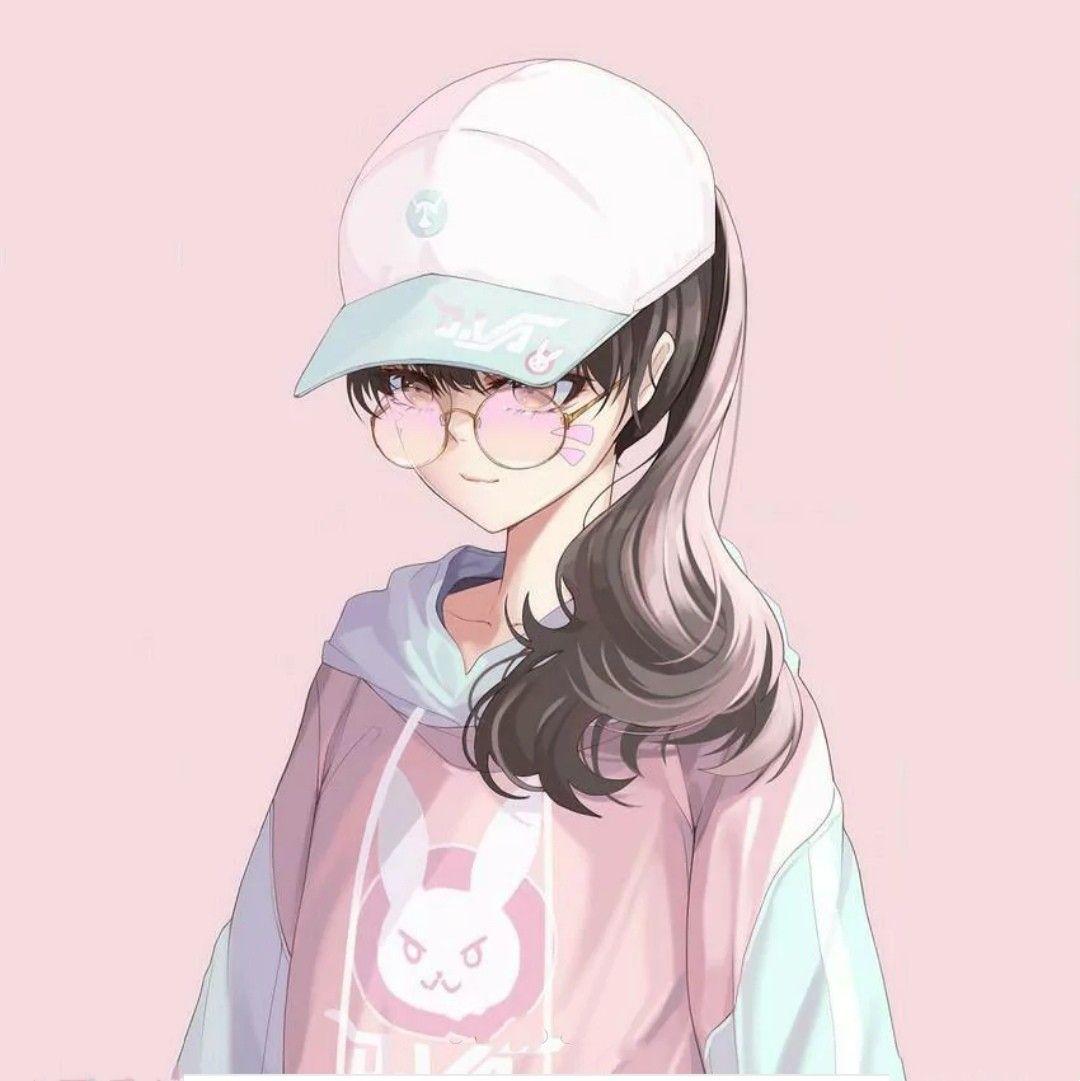 Pin Oleh T Shert Design Di Pastel Kawaii Gambar Anime Lucu Anime Kawaii Gadis Anime Keren