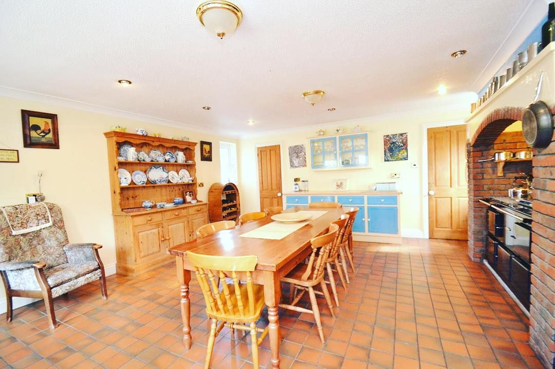 For Sale Muddiford Barnstaple Devon Nestled On The Hillside Of A Wooded Valley Overlooking Its Own Gardens And With