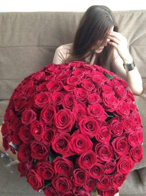 Hermosas rosas! Seguramente son ecuatorianas :)