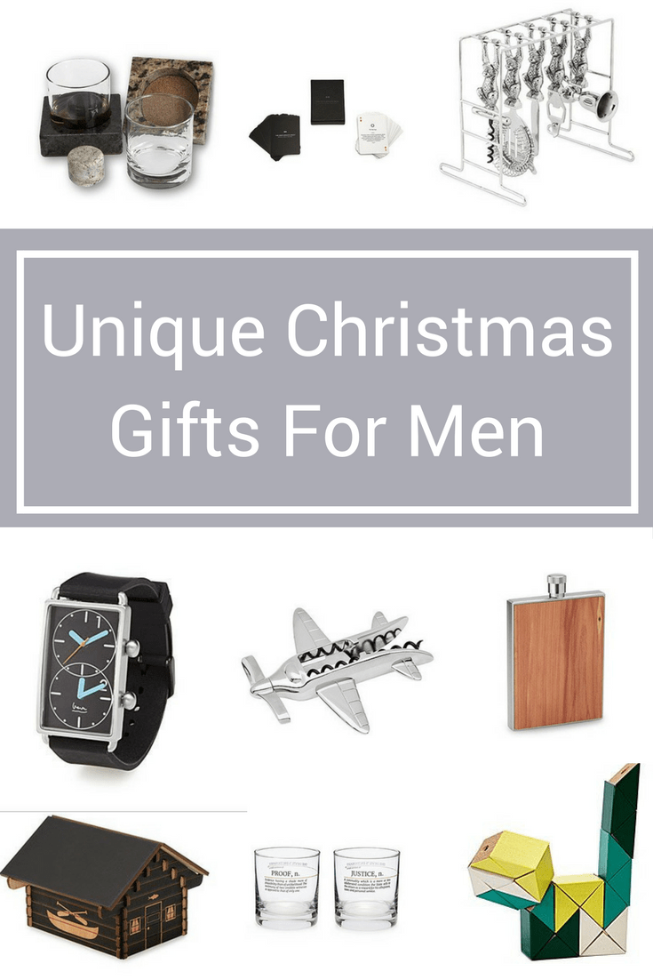 Unique Christmas Gifts for Men - Some Interesting Gifts for Him