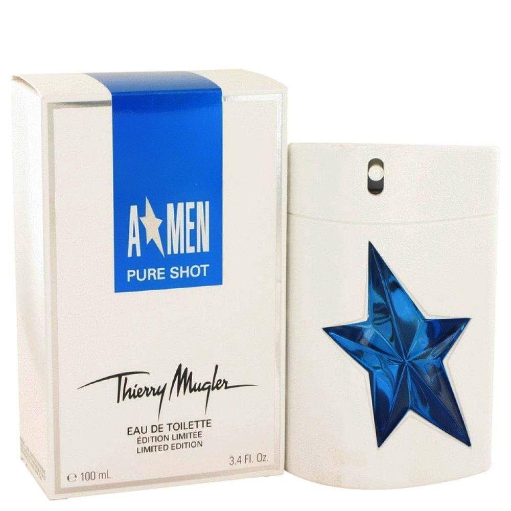 Angel Pure Shot By Thierry Mugler Eau De Toilette Spray 3 4 Oz