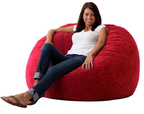 Très Le pouf géant - un coussin de sol amusant et confortable  CG21