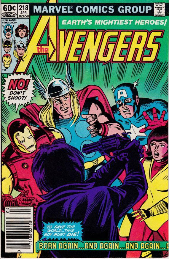 Vol.1 The Avengers 1989 John Byrne /& Paul Ryan No.308