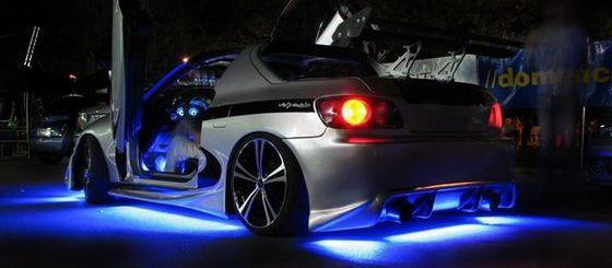 Neon Car Lights: Neon Universal Under Car Lights Performance