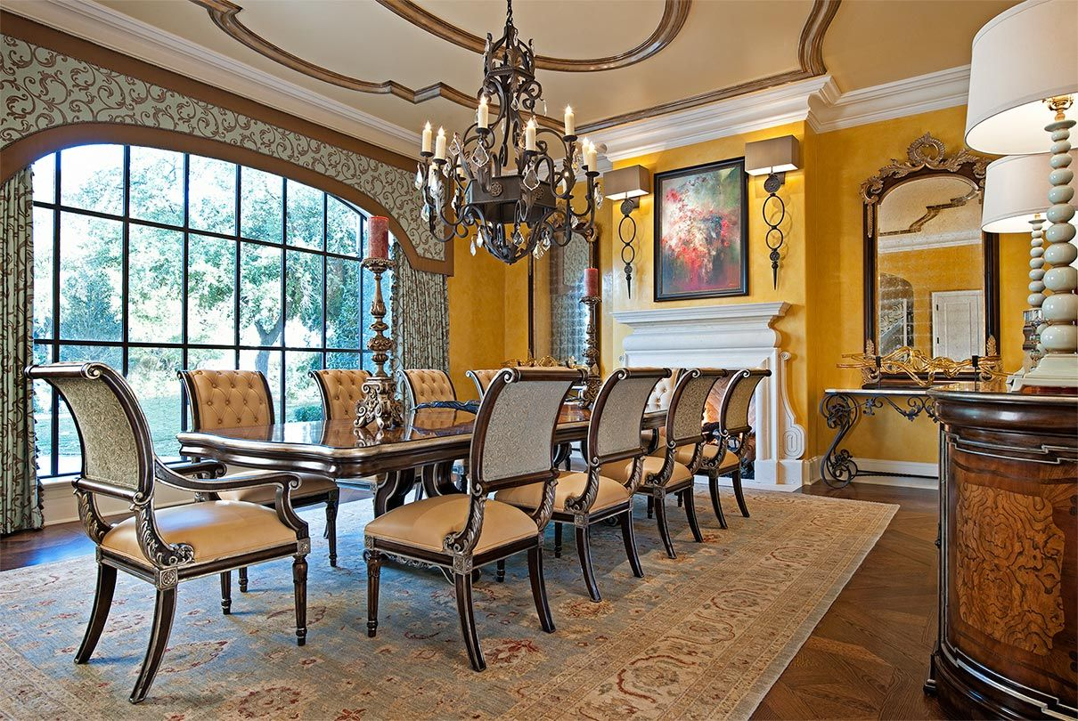 Interior Designers Dallas | Wesley Wayne Interiors