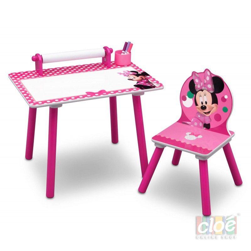 Set masuta pentru creatie Minnie Mouse