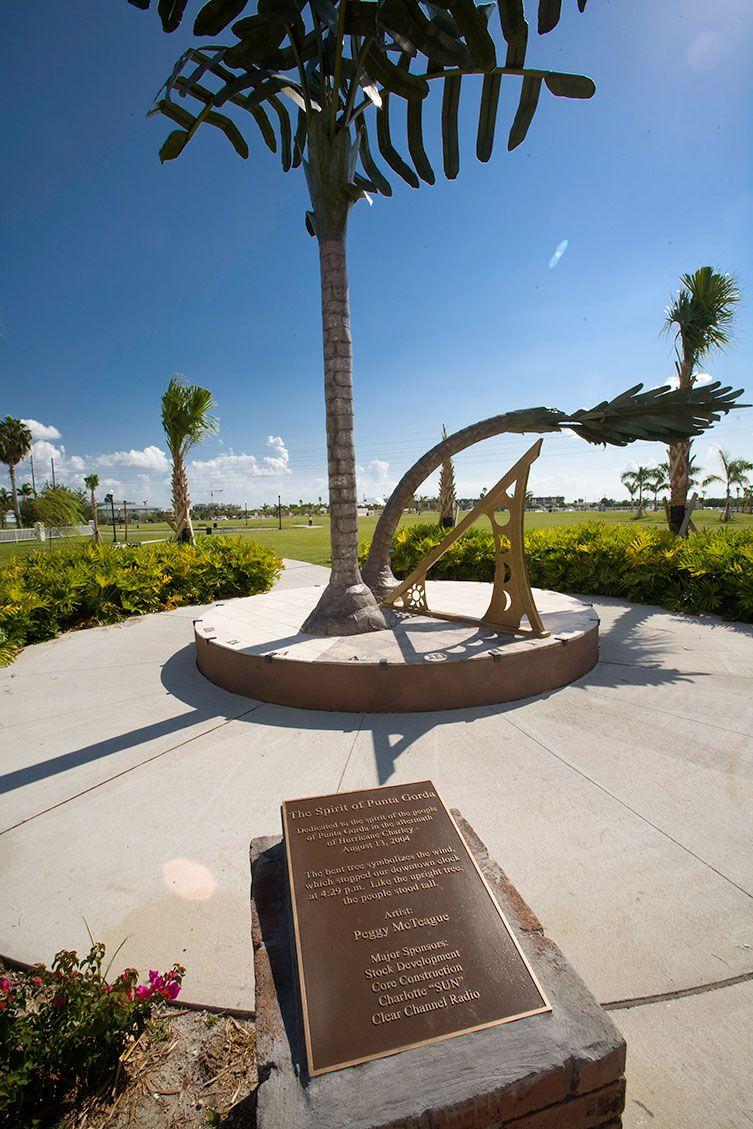 """""""Spirit of Punta Gorda"""" - Punta Gorda Florida. A small ..."""